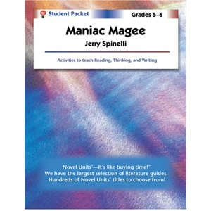 Maniac Magee Student Pack