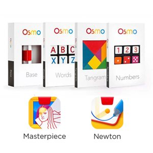 OSMO Learning System: Classroom Kit for Centers (K-5)