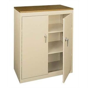 "VF21-361842-05-Cabinet-42"" Double Door-Dove Gray"